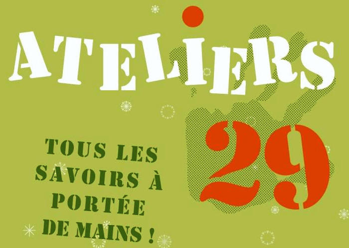 Logo Ateliers 29